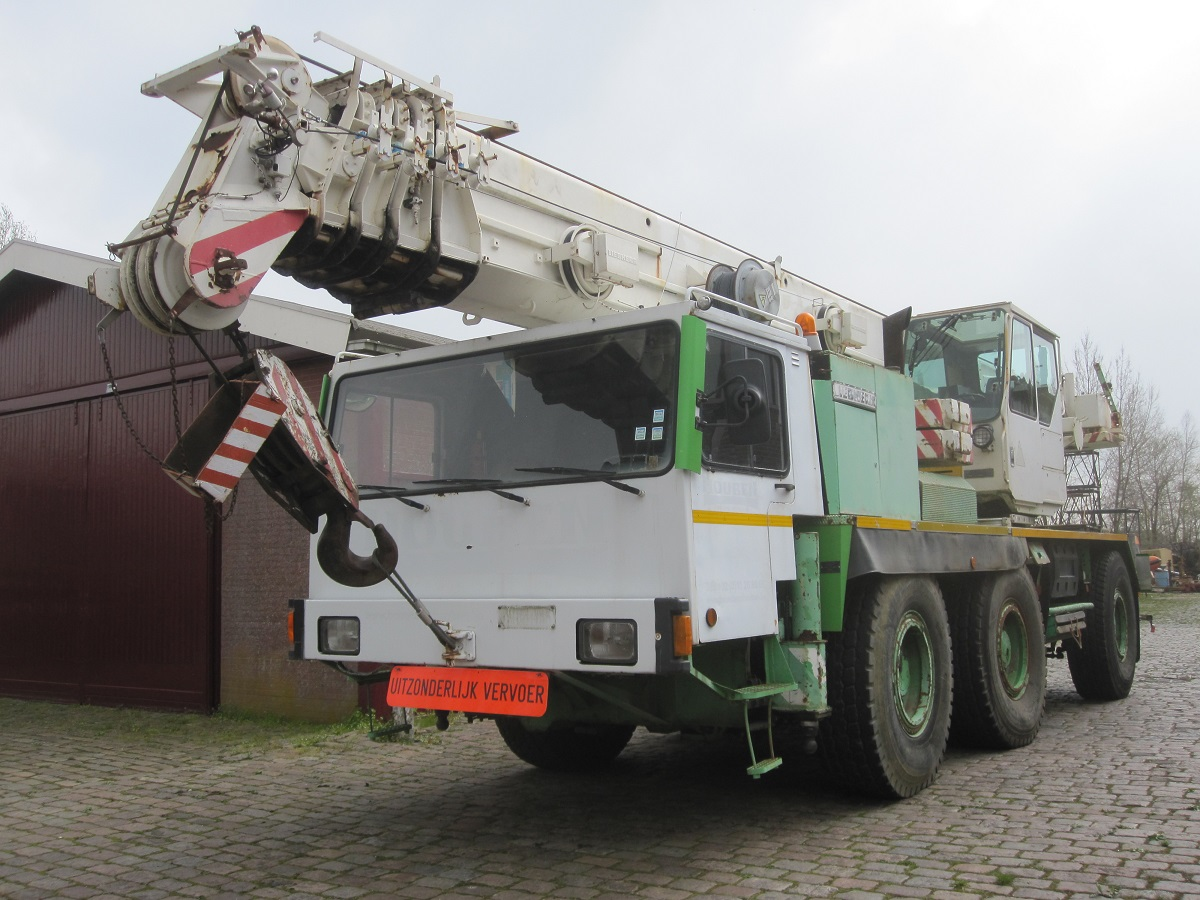 Mobile Crane / All Terrain Crane
