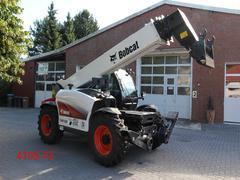 Telescopic Forklift Bobcat