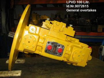 Spare Parts - Hydraulic pumps/engines
