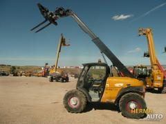 Telescopic Forklift JCB