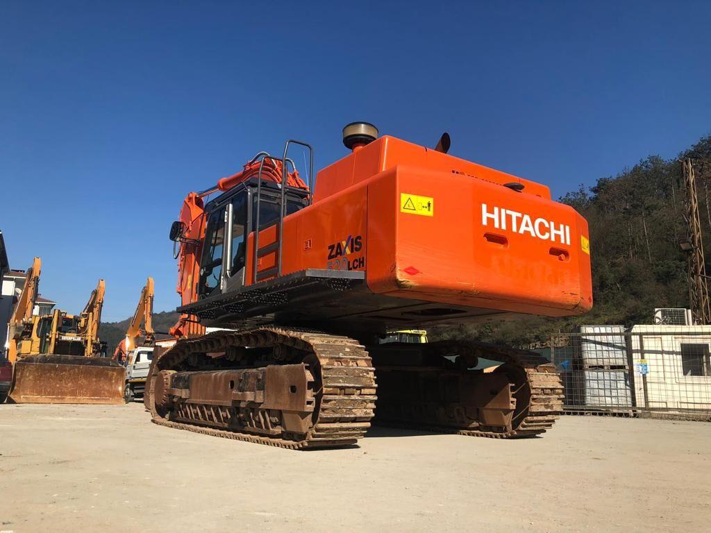 Track excavator Hitachi
