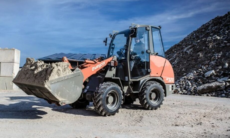 Wheel loader Other/Diverse
