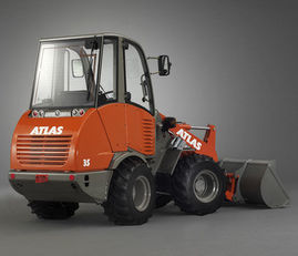 Wheel loader Atlas