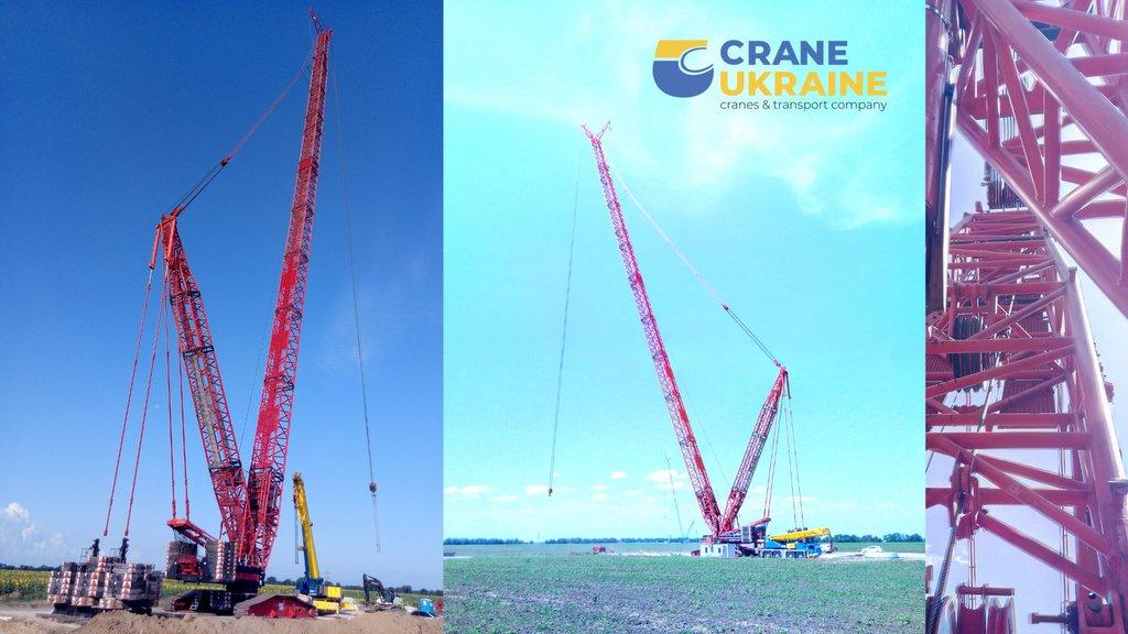 Crawler Crane Liebherr