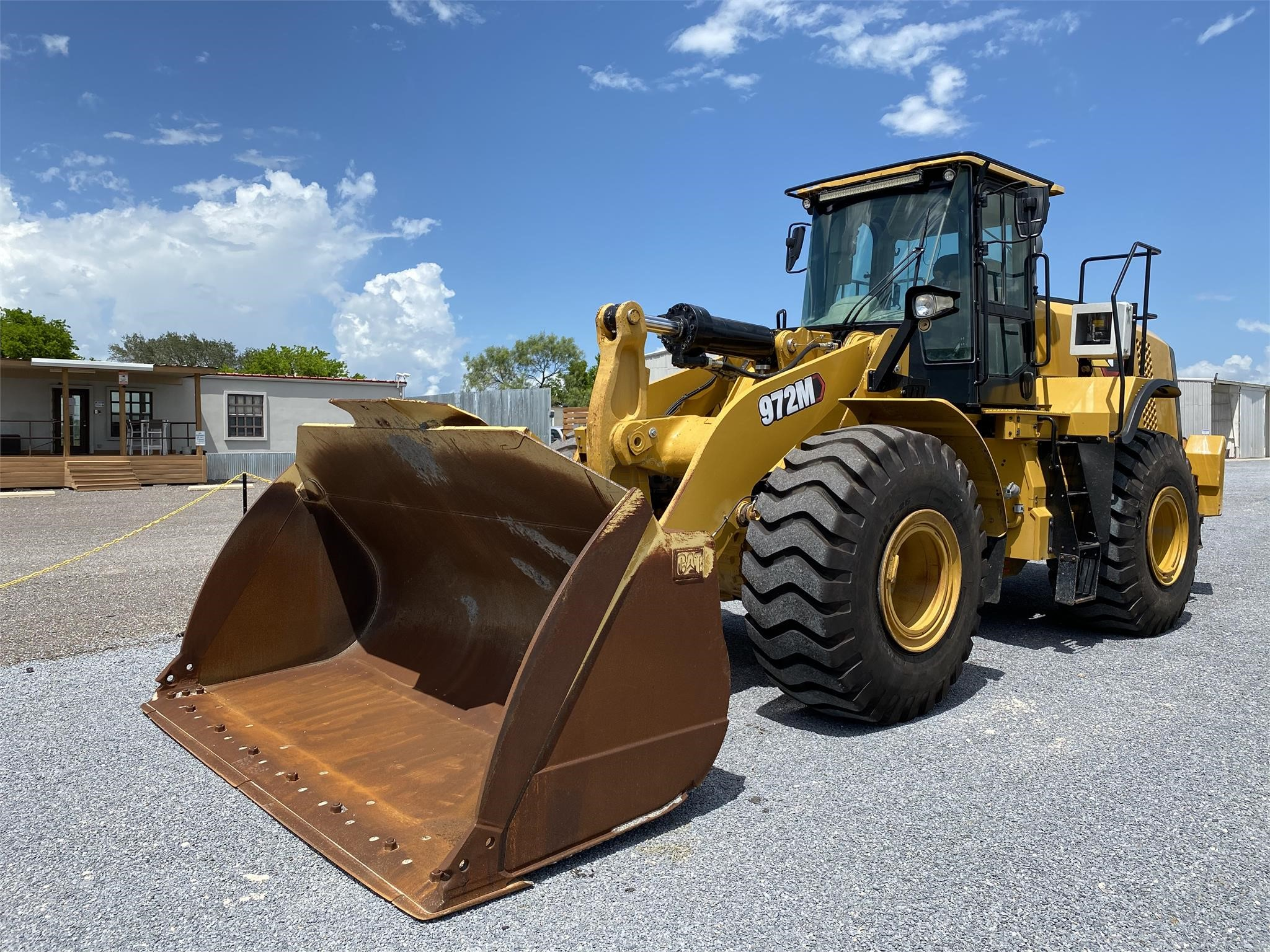 Wheel loader Caterpillar