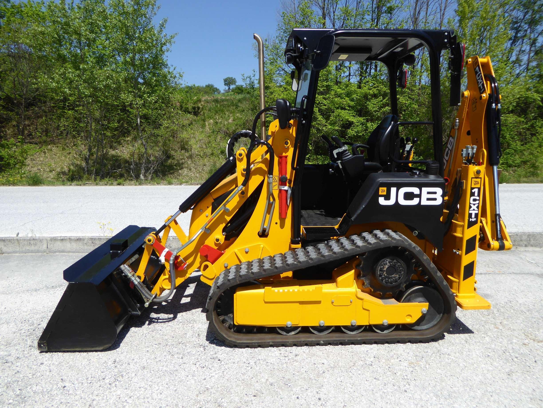 Backhoe loader JCB